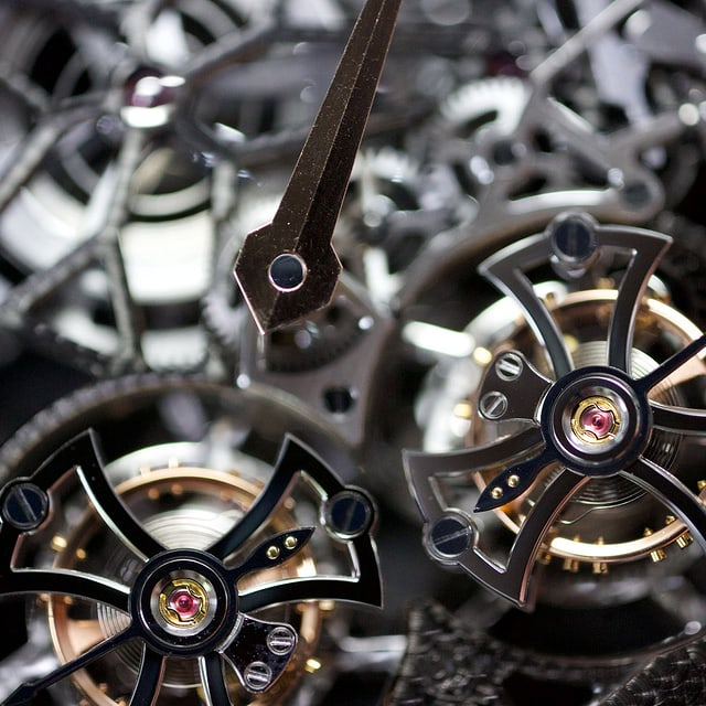 Roger Dubuis care & maintenance Excalibur double tourbillon detail