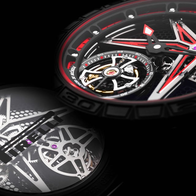 Roger Dubuis Excalibur Collection EX39 Grid image