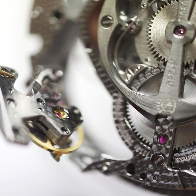 Roger Dubuis Our History movement