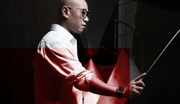 Roger Dubuis X Art Liu Wei
