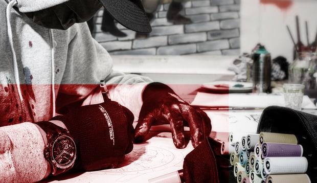 Roger Dubuis X Art Gulli