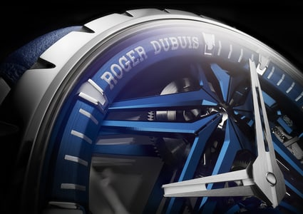 Roger Dubuis Excalibur EX0838 Detail view