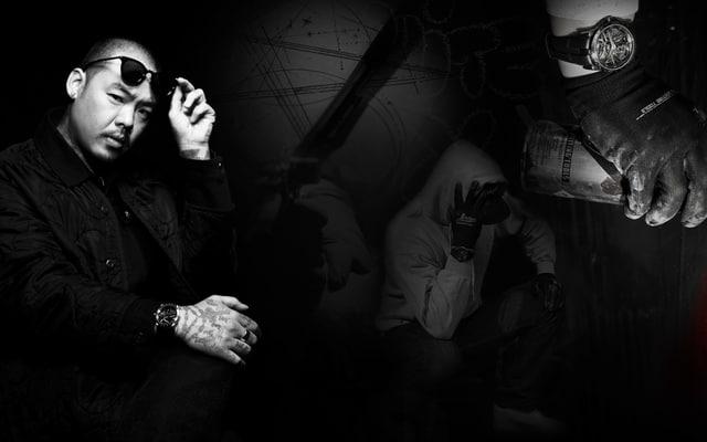 Roger Dubuis X Art Tribe header