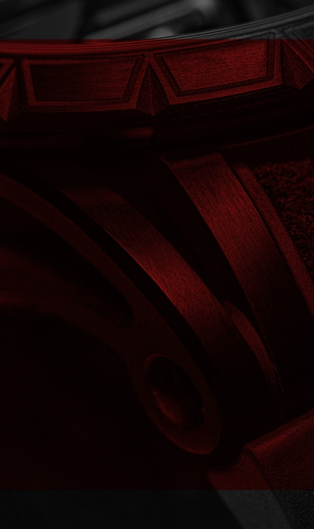 Roger Dubuis straps detail
