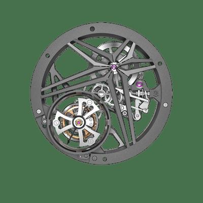 RD512SQ | Tourbillon volant