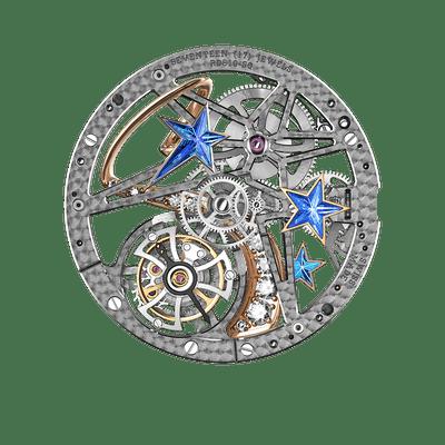 RD510SQ | Tourbillon Volant Squelette