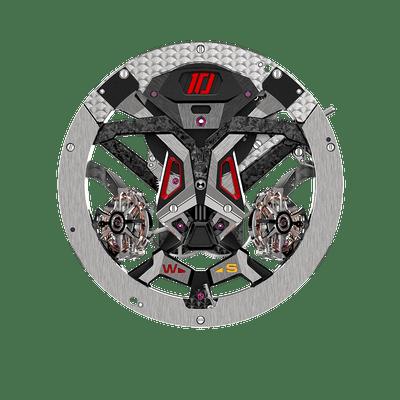 RD106 | Double tourbillon volant en V à 90°