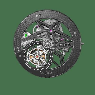 RD508SQ | Tourbillon Volant Squelette
