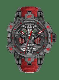 EXCALIBUR SPIDER系列 Black DLC Titanium 45mm