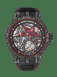 EXCALIBUR SPIDER系列 Minute Repeater Tourbillon Carbon 47mm
