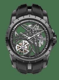 EXCALIBUR王者系列 Grey DLC Titanium 42mm