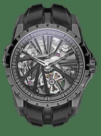 Diabolus In Machina Black DLC Titanium 45mm