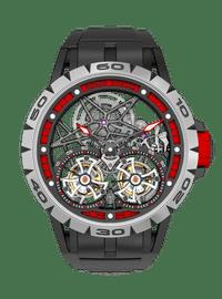 EXCALIBUR SPIDER系列 Black DLC Titanium 47mm