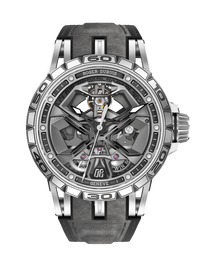 EXCALIBUR SPIDER系列 Huracán Titanium 45mm