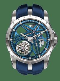 EXCALIBUR王者系列 COBALT BLUE 42mm