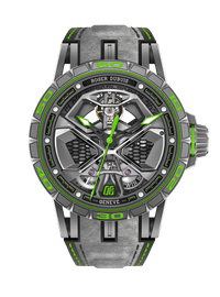 EXCALIBUR SPIDER系列 Huracán Grey Tech Titanium 45mm