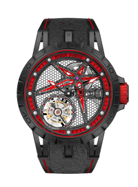 EXCALIBUR SPIDER系列  Pirelli Black DLC titanium 39mm