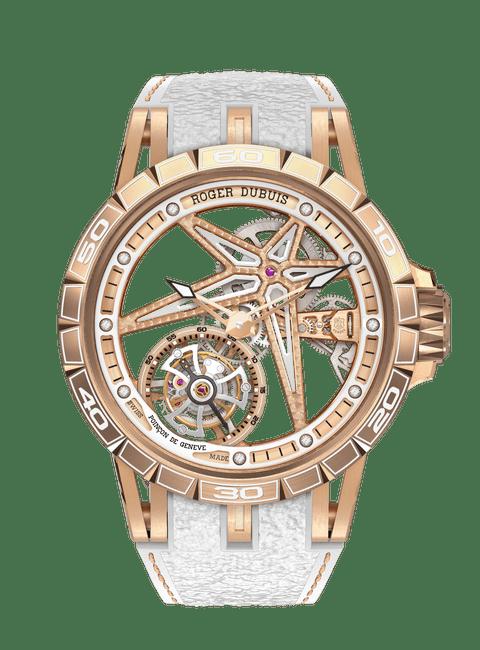 ROGER DUBUIS - EXCALIBUR SPIDER EON GOLD 39MM