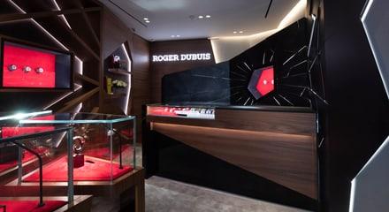 Roger Dubuis London Boutique